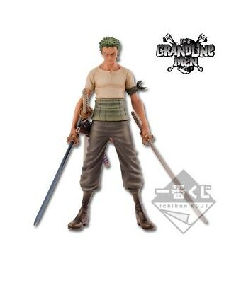 One Piece Zoro Ichiban Kuji History Of Zoro Grandline Men Banpresto New Nueva