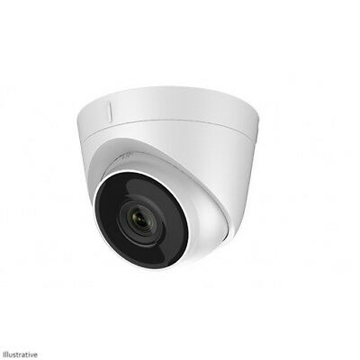 HiWatch 2MP White HD Turret Camera 40m IR With 2.8mm Lens