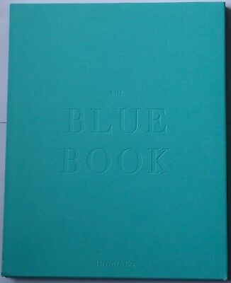 Tiffany & Co Blue Book The Art of The Wild 2017 Atlas Size Hardcover Catalog New