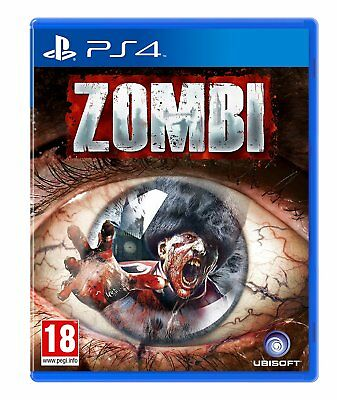 Zombi PS4 Sony Playstation 4 - Brand New & Sealed Video Game - Fast & Free P&P