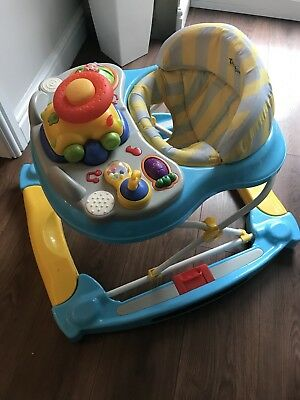 Tippi toes baby walker and Rocker 2 In 1