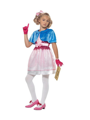 Veruca Salt Roald Dahl Costume Charlie Chocolate Factory Book Week Fancy Dress