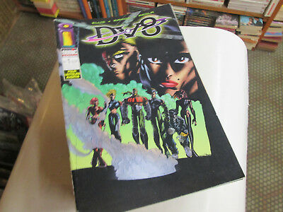 Dv8 .1 ...comics. Semic..1996..tbe .