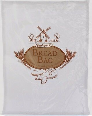 Bread Storage Bag Keeps Fresh Longer Loaf Rolls Kitchen Food Tidy Drawstring Top