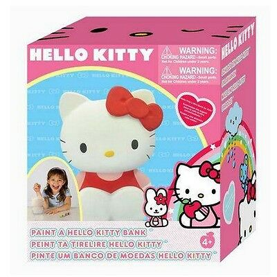 (191) Hello Kitty a peindre