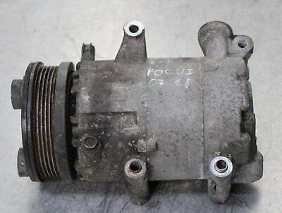 Ford Focus MK2 2006-2012 1.8 Petrol Manual A/C Air Con Pump Compressor