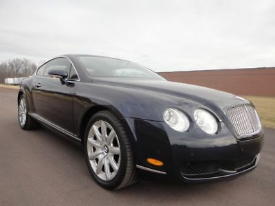 2005 Bentley Continental Flying Spur GT 2005 BENTLEY CONTINENTAL GT COUPE V12 SERVCED MULLINER CLEAN CARFAX WE FINANCE