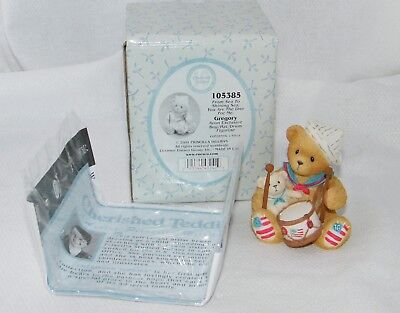 Genuine Cherished Teddies (105385) Gregory From Sea to Shining Sea, You Are ...