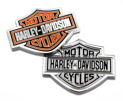Harley-Davidson Die-Cut Bar & Shield Logo Challenge Coin, 1.75 in Coin 8008499
