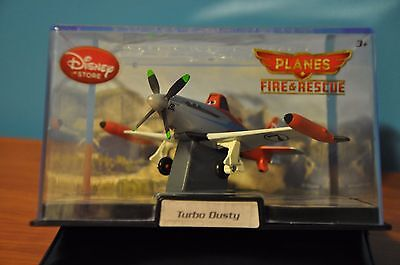 Disney's Planes: Fire & Rescue Figures with Case - Turbo Dusty