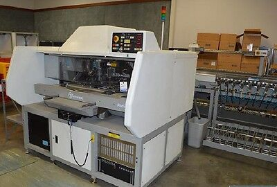 Universal Radial 5 6360E Auto Insertion Machine Great Condition