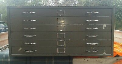 Plan Cabinet  Map Drawers  Tool Chest  Filing Cabinet