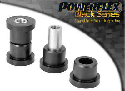 PFF76-302BLK Powerflex Front Inner Track Control Arm Bushes BLACK (2 in Box)