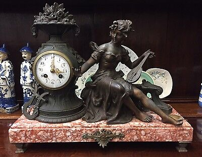 Victorian Clock , Open To Offers