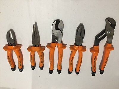 Klein 1000v insulated hand tools