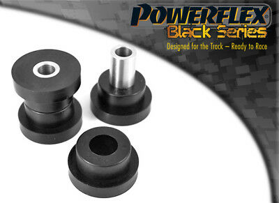 PFR85-509BLK Powerflex Rear Lower Spring Mount Outer BLACK Series (2 in Box)