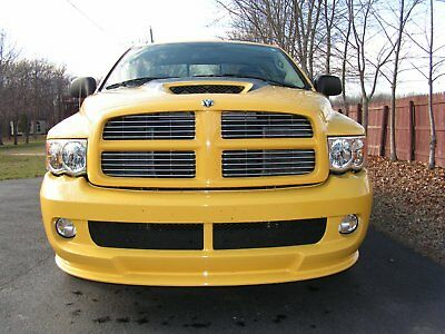 "2005 Dodge Ram 1500 Standard cab 2005 dodge ram 1500 ""Yellow Fever"" Edition"