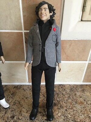 Harry Styles collectable doll