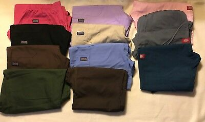 ~Lot of 11 Pairs of Assorted Scrub Pants~