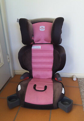 2x Booster seats - Britax Safe n Sound Hi Liner SG and Vario Max