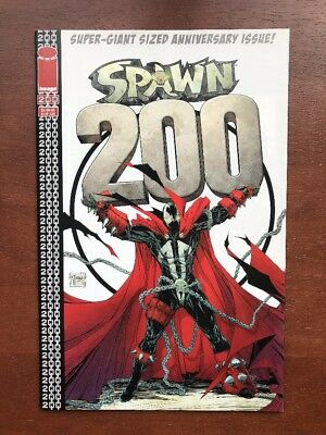 Spawn #200 (2011) 9.2 NM Image Key Issue Comic 1st Print Anniversary Issue