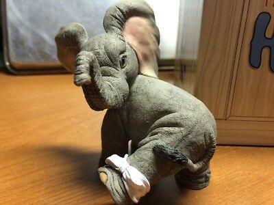 Tuskers Adventures Of Henry #90770 Kiss it Better Elephant W/ Boo Boo Figurine