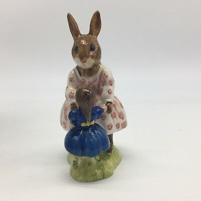 Royal Doulton Dollie Bunnykins Playtime DB8 1972