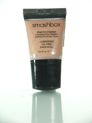 SMASHBOX Photo Finish LUMINIZING Oil Free Foundation Primer .50 oz