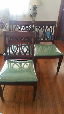 5 Duncan phyfe chairs