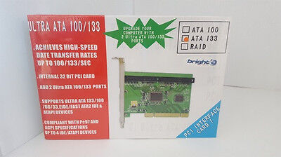 Bright Ultra ATA 100/133 PCI card