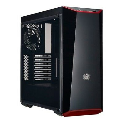 Cooler Master MasterBox Lite 5 Mid Tower ATX Gaming Computer PC Case With Window