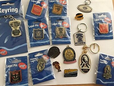 Vintage AFL Badge members collection