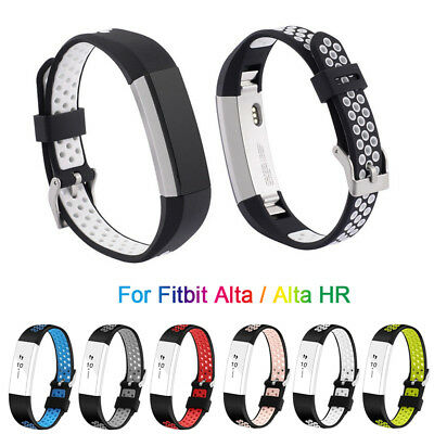 Sport Smart Band Silicone Replacement Wristband Wrist Strap for Fitbit Alta HR