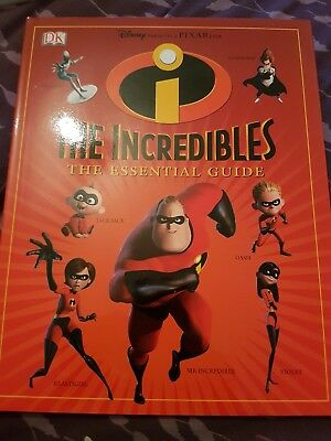the incredibles essencial guide