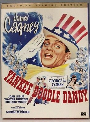 Yankee Doodle Dandy - James Cagney Special Edition  (2-DVD Set) Very Good