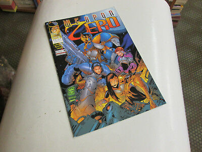 Weapon Zero 2   ..comics  Semic..1997..tbe