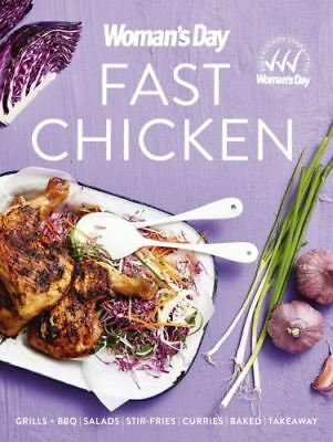 Fast Chicken By Woman's Day Paperback Cookbook Free Shipping NEW Womans