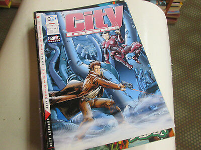 City Legend  .1 ...comics Marvel Semic..2001...tbe .