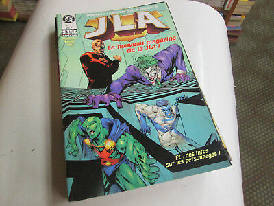 Justice League Of America 1 ..comics Marvel Semic. 1998 Tbe