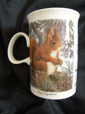 Dunoon Scottish Highland Wildlife Mug -  Designed By Richard Partis