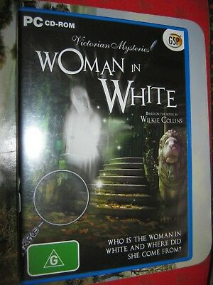 Woman In White Pc Cd-Rom
