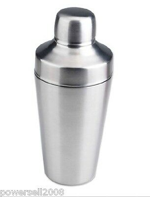 New Simplicity 500 ML Stainless Steel Bartender Tools Cocktail Shakers