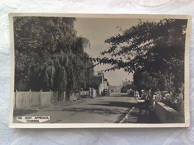 Used Post Card, The Quay Approach Itchenor