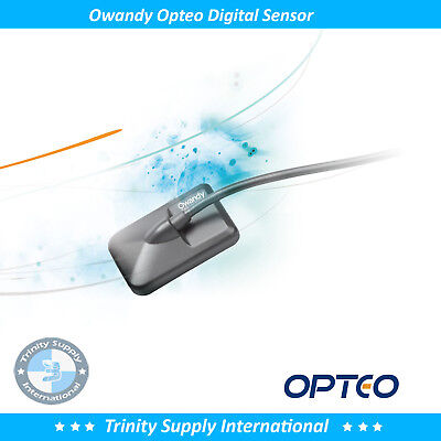 Owandy Opteo Digital X-Ray Sensor Size # 2 High Tech. FDA.Made in France. Low $$