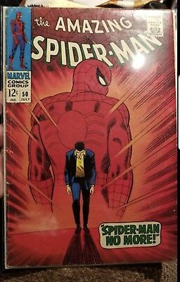 Amazing Spider-Man # 50 - 1st Kingpin! Classic