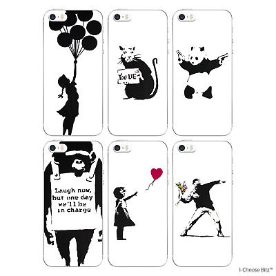 banksy coque iphone 6 plus