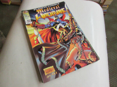 Medieval  Witchblade 1  ..comics  Semic..1997..tbe