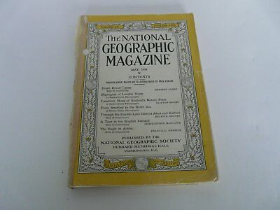 National Geographic, May 1929