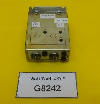 Lam Research 714-002602-001 E End Point Detection 853-001983-005 Rev. P Used