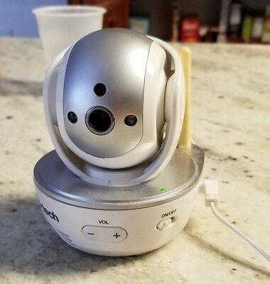 VTech VM333 Safe & Sound Video Baby Monitor w/ Night Vision Pan/Tilt/Zoom